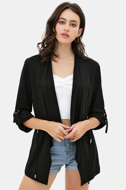 Eden Jacket (Black)