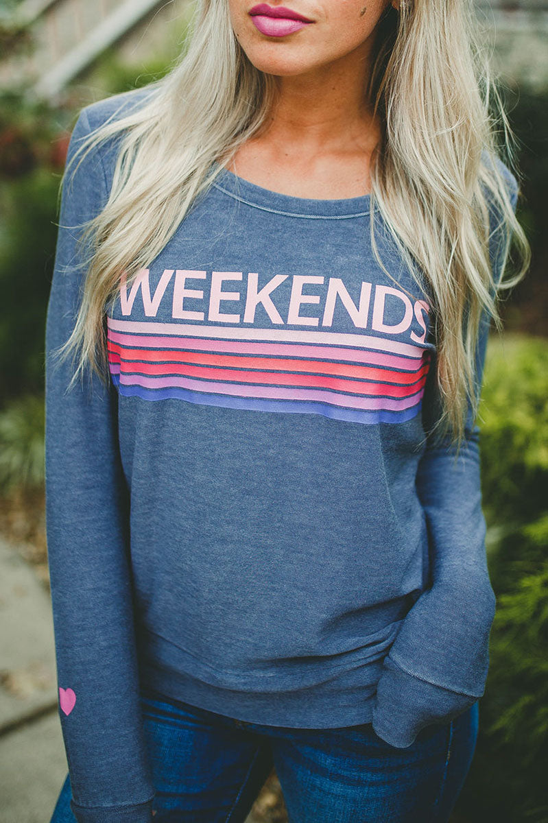 Chaser Weekends Pullover