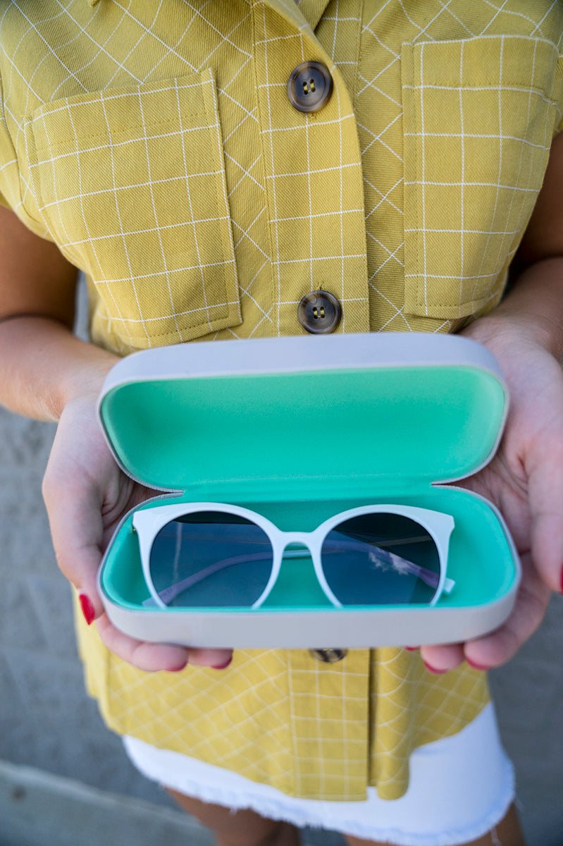 Sunglass Case (Gray)
