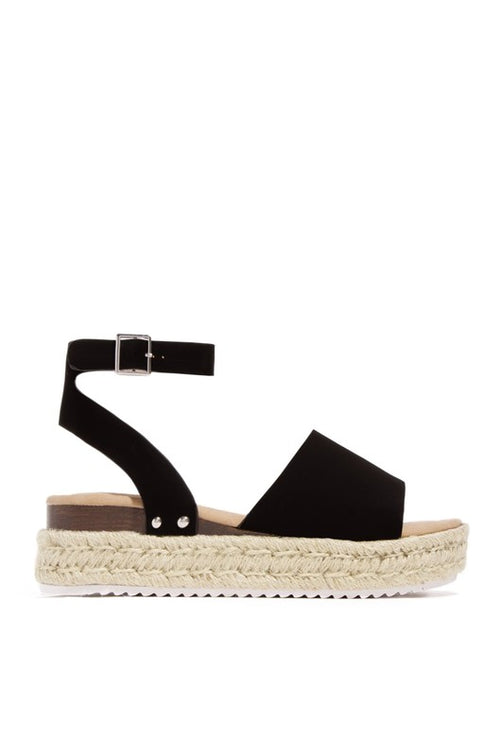 Hot Topic Espadrille Sandal
