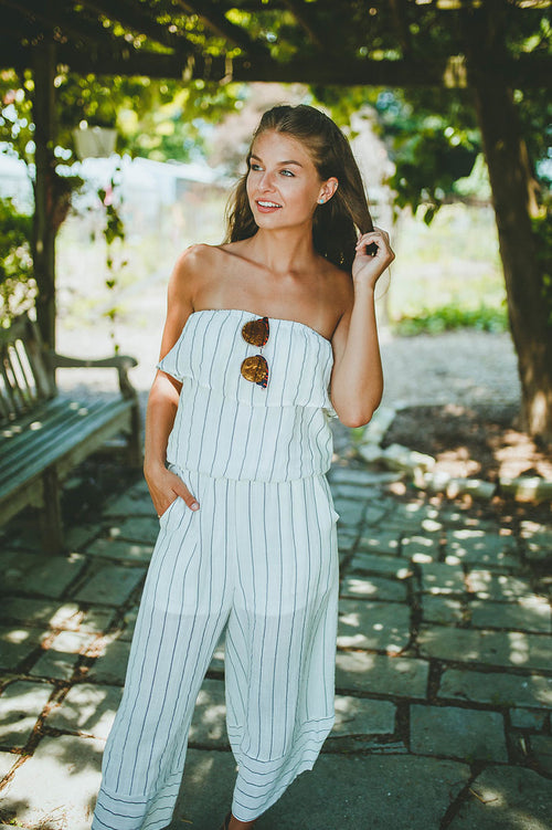Under The Sun Jumpsuit FINAL SALE