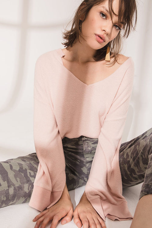 Z Supply The Sweater Knit Top FINAL SALE