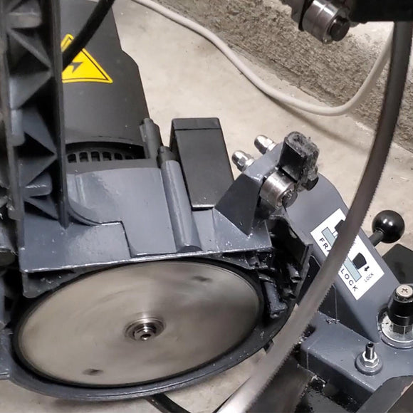 BS-85 Saw blade slide off Troublshooting