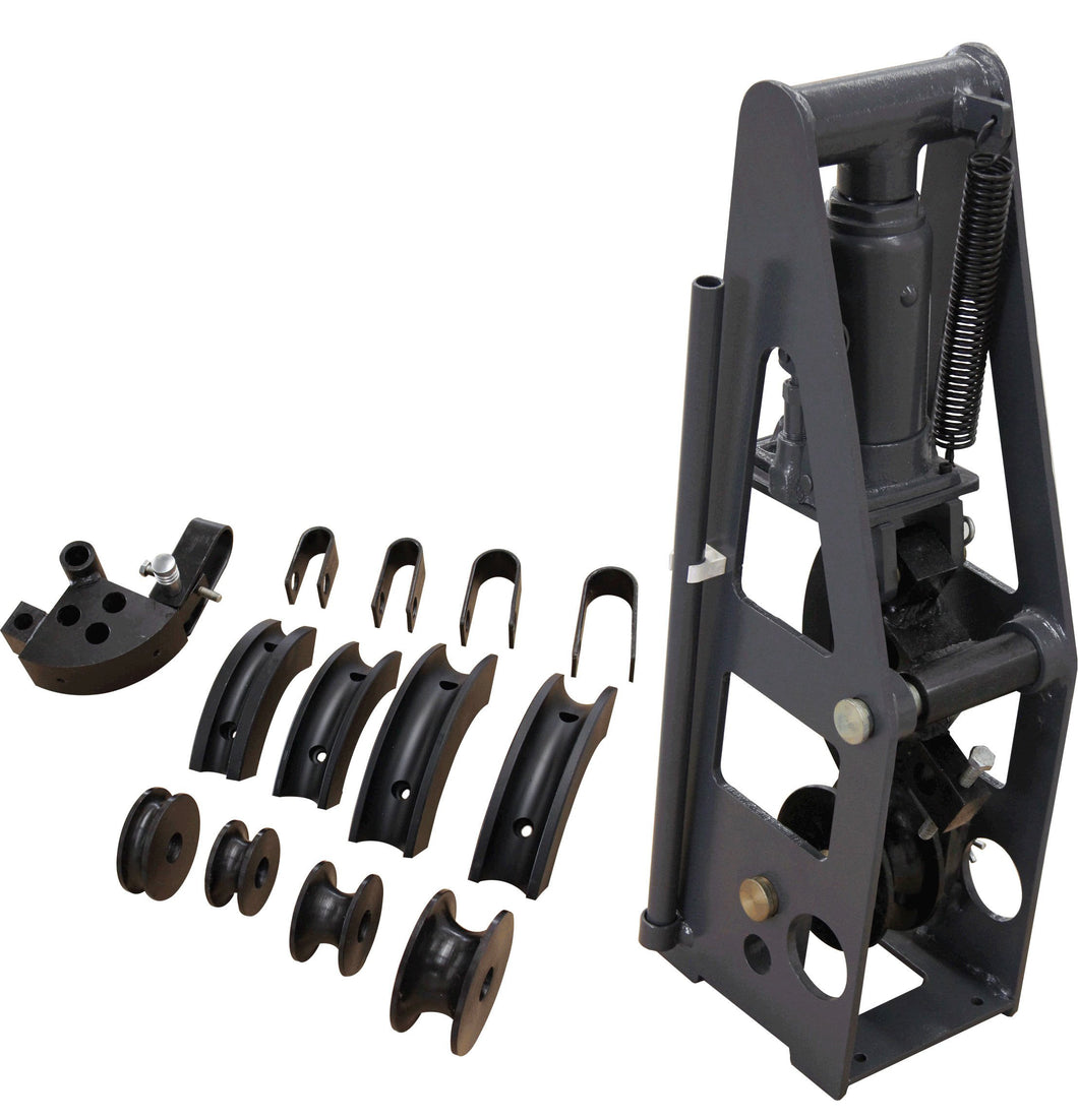 Freeshipping! KAKAIndustirla HB-8 Heavy-Duty 8 Ton Hydraulic Roll Cage Tube Bender