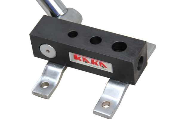 "KAKA RA-1 Manual Tube Notcher, 1/4"", 3/8"", 1/2"" Light Weight, High Precision Tubing Notcher"