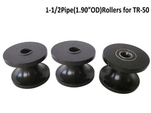 Load image into Gallery viewer, TR50 Round Pipe Rollers Dies