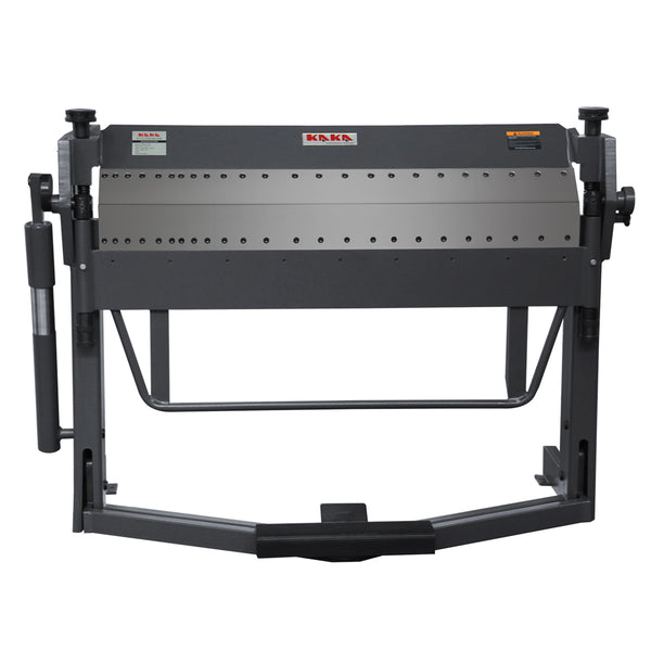 KAKA Industrial PBB-5014A 50-Inch Pan and Box Brake Foot Clamp, Sheet Metal Folding Machine