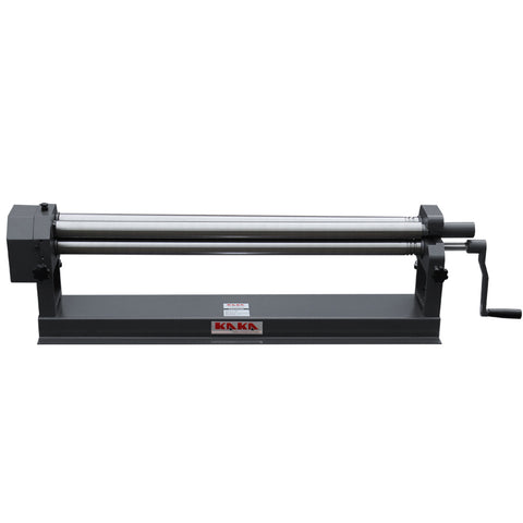 KAKA W01-5116 1300mm Manufacturer Sheet Metal Rolling Manual Slip Rolling Machine