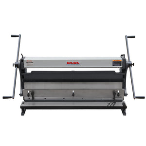 KAKA 3-IN-1/40, 40-In Sheet Metal Brake, 3-In-1 Shear Brake Roll Combinations