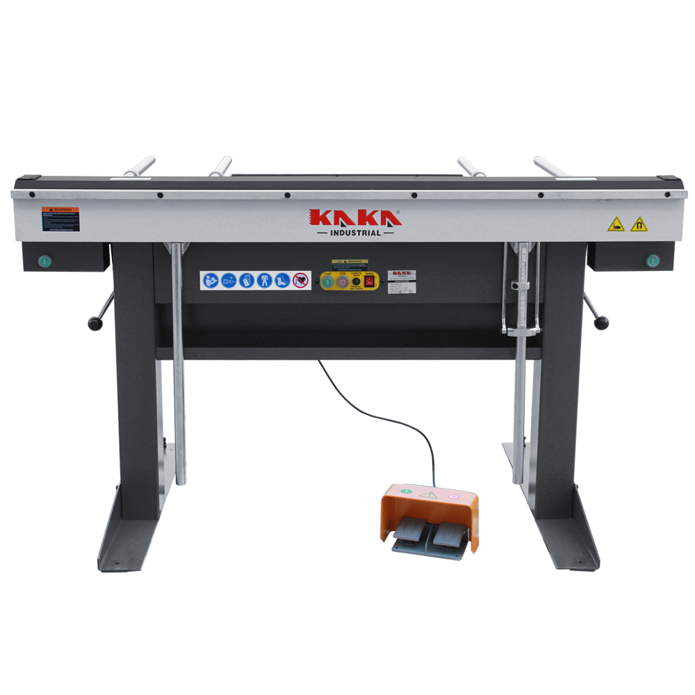 kaka EB-6116 Manual Magnetic Sheet Metal Box and Pan Brake, 60