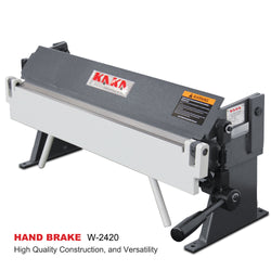 KAKA Industrial W-1220 12-Inch (24-inch 36-inch) Sheet Metal Hand Brake