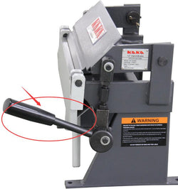 Bending machine Handle
