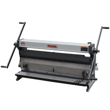 Load image into Gallery viewer, KAKA 3-IN-1/40, 40-In Sheet Metal Brake, 3-In-1 Shear Brake Roll Combinations