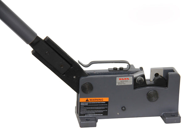 Kaka industrial MS-24  Sheet Metal Hand Shear, Rebar, Rod & Round Steel, Flat Bar Cutter