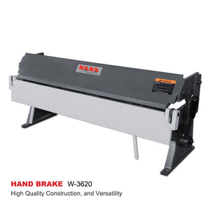 Free Shipping! KAKA Industrial W-1220 12-Inch (24-inch 36-inch) Sheet Metal Hand Brake