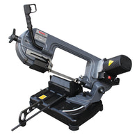 Kaka Industrial BS-150 Mini Metal Cutting Band Saw, Variable Speed Bandsaw