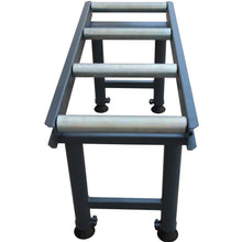 Load image into Gallery viewer, Free Shipping!!!KAKA Stands and Supports RB-365 Heavy-Duty 4 Roller Table