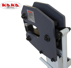 "Kaka Industrial FSM-16 Metal Shrinker Stretcher, Manual Metal Forming Shrinker Stretcher With Foot Pedal, 6"" Throat Depth, 16 Gauge Mild Steel Capacity"
