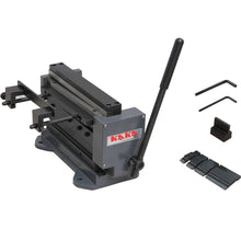 Load image into Gallery viewer, 8 inches Manual Mini Shear/brake Combination Machine
