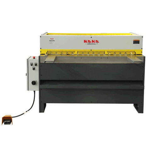Q11-4811A kaka industrial Electric metal shearing machine with light curtain