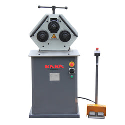 Kaka Industrial RBM-30HV Electric round bending machine, section rolling machine 230V/460V 3 phase