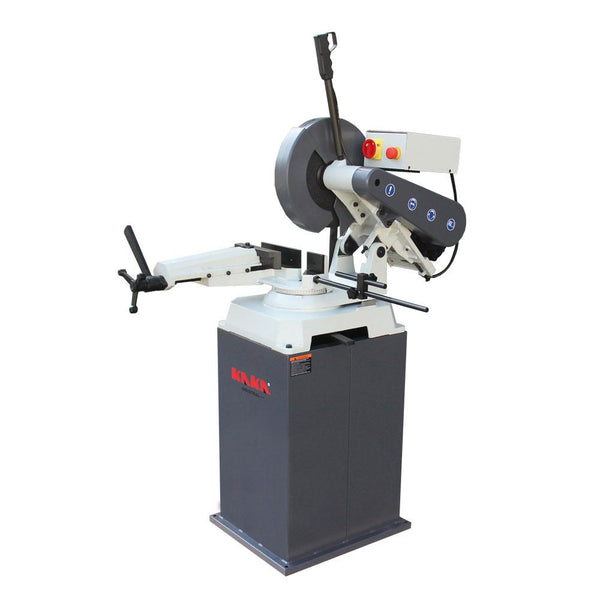 Kaka TV-12 ,12 Inch Metal Cutting Heavy-Duty Abrasive Saw With Swivel Base and Mitering Head ABRASIVE CUT OFF SAWS