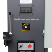 Kaka industrial VS-2012 Variable Speed Vertical Band Saw