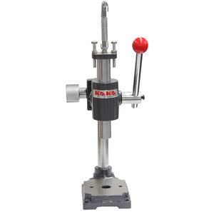 KAKA Industrial AP-1S Arbor Press, Solid Construction, 1 Ton Adjust Press Height Jewelry Tools