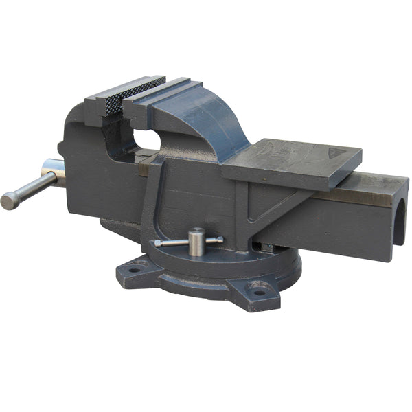 "KAKA Industrial HIS-150 6"" Ductile Iron Heavy Duty Bench Vise"
