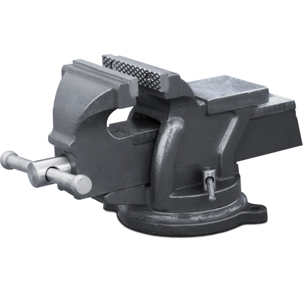 "KAKA Industrial HPS-100 4"" Ductile Iron Heavy Duty Bench Vise"