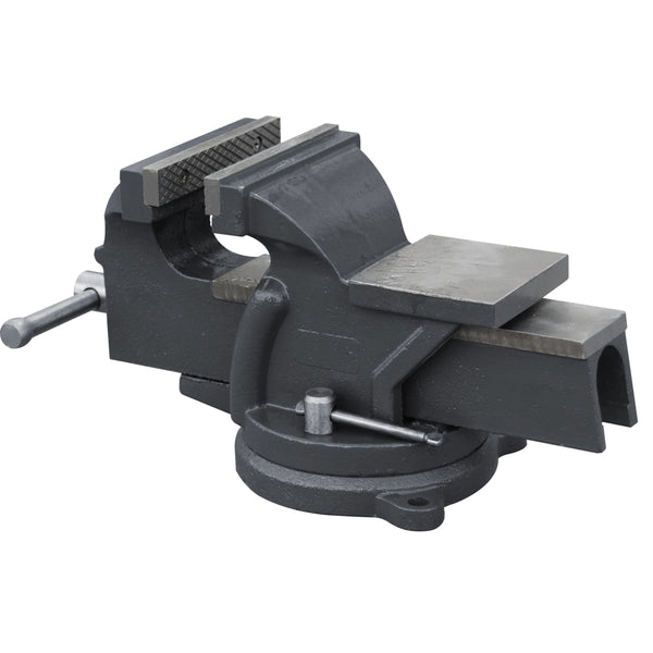 "KAKA Industrial HPS-125 5"" Ductile Iron Heavy Duty Bench Vise"