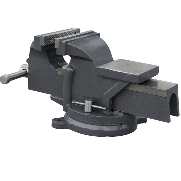 "KAKA Industrial HPS-150 6"" Ductile Iron Heavy Duty Bench Vise"