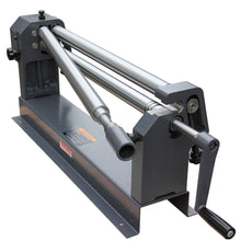 Load image into Gallery viewer, Free Shipping! KAKA Industrial W01-2422 24-Inch Slip Roll Machine, 22 Gauge Capacity, Solid Construction Slip Roll Machine