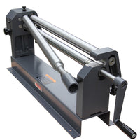 KAKA Industrial W01-2422 24-Inch Slip Roll Machine, 22 Gauge Capacity, Solid Construction Slip Roll Machine