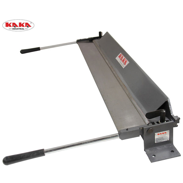 W1.2x1000 40-Inch Sheet Metal Bending Brake, 18 Gauge Mild Steel and 16 Gauge Aluminum