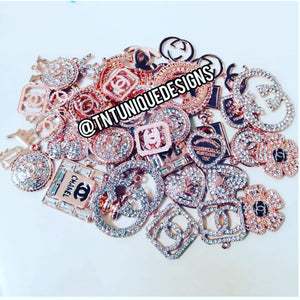 TNT ROSE GOLD BULK 20 CHARMS PACK