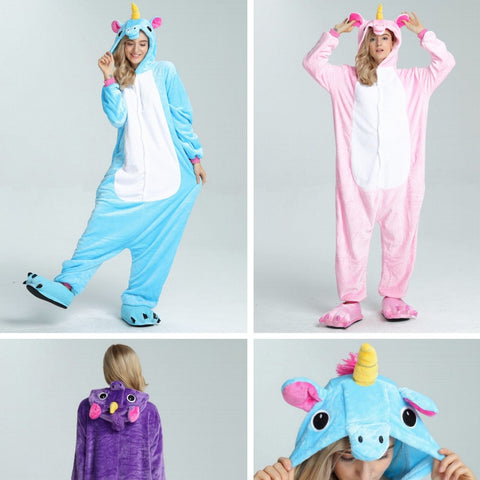 Adult Unicorn Costume Pajamas