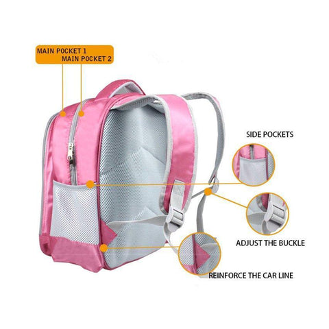 Unicorn Backpack Details