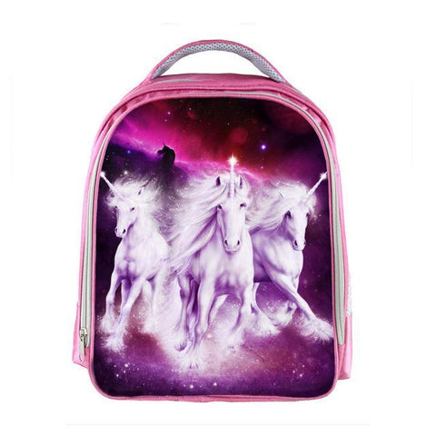 Kids Majestic Unicorn Backpack Style 2