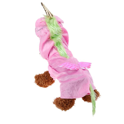 Unicorn Dog Clothes Costume