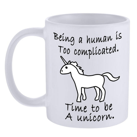 Unicorn Coffee Cup Style 5