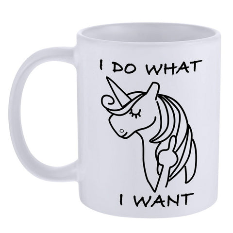 Unicorn Coffee Cup Style 10