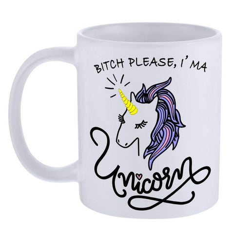 Unicorn Coffee Cup Style 3