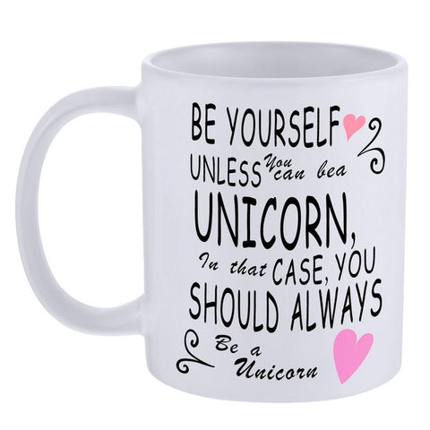 Unicorn Coffee Mug Style 8