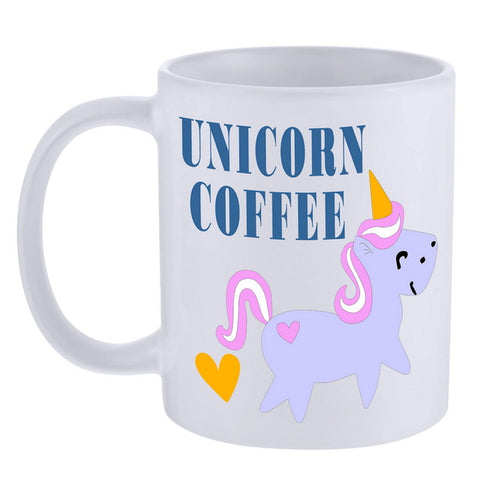 Unicorn Coffee Cup Style 12