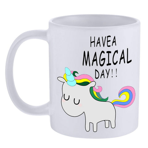 Unicorn Coffee Cup Style 1
