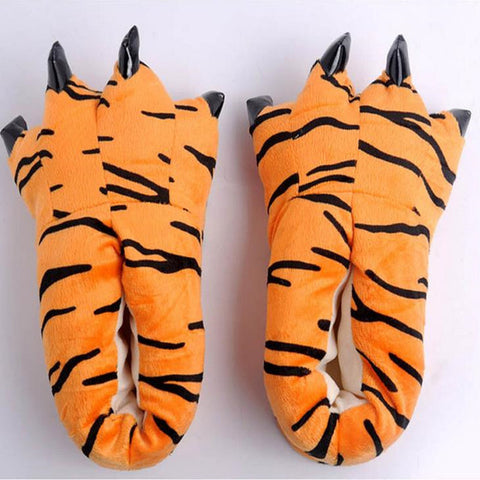 Tiger Costume Shoes