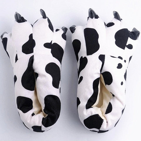 Cow Costume Shoes