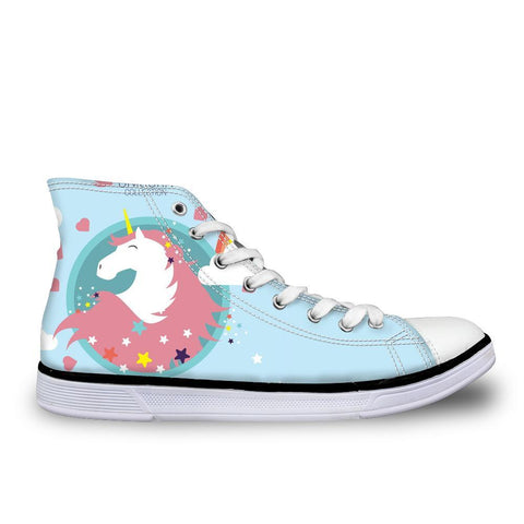 Unicorn Graphic Shoe