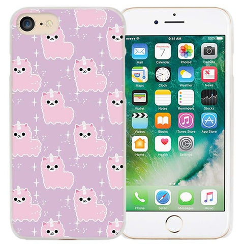 Pink Sheepicorn iPhone Cover